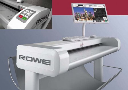 ROWE® Scan 450i